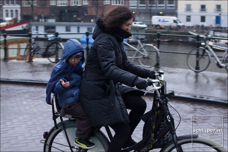 Nederland, Amsterdam, 8 januari 2015