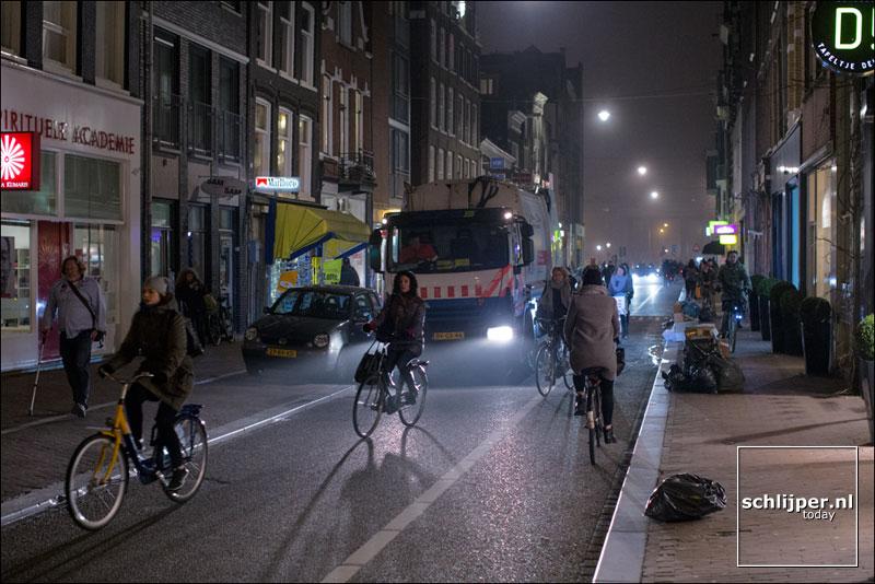 Nederland, Amsterdam, 19 januari 2015