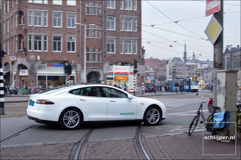 Nederland, Amsterdam, 21 januari 2015