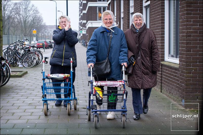 Nederland, Amsterdam, 28 januari 2015