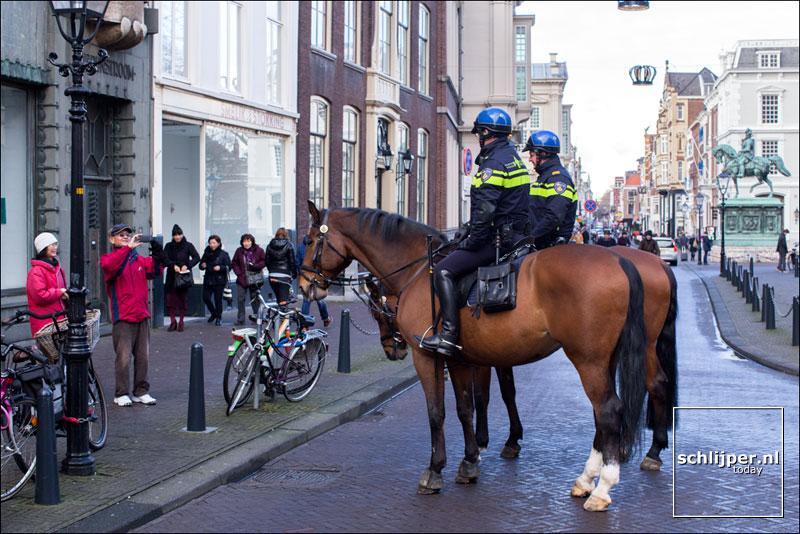 Nederland, Den Haag, 31 januari 2015