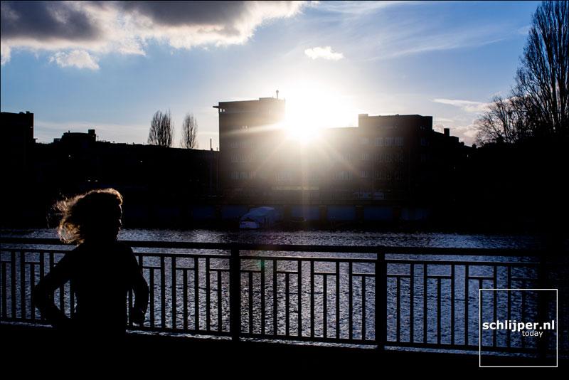 Nederland, Amsterdam, 1 februari 2015