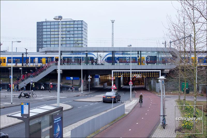 Nederland, Amsterdam, 11 februari 2015