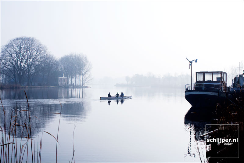 Nederland, Amstelveen, 16 februari 2015