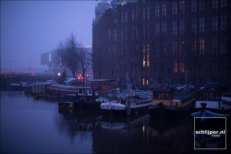Nederland, Amsterdam, 17 februari 2015