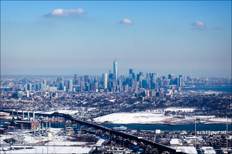 Verenigde Staten, New York, 18 februari 2015