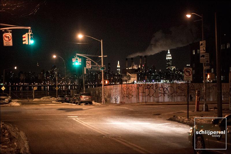 Verenigde Staten, New York, 20 februari 2015
