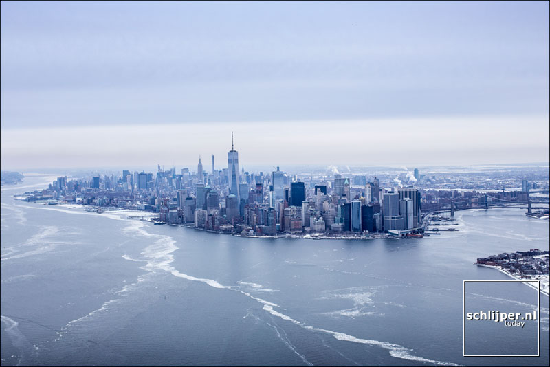 Verenigde Staten, New York, 21 februari 2015