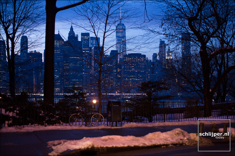 Verenigde Staten, New York, 22 februari 2015