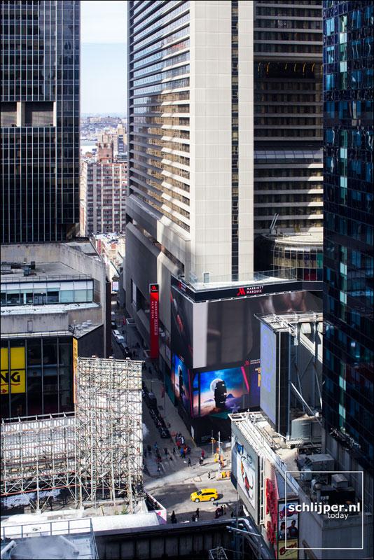 Verenigde Staten, New York, 23 februari 2015
