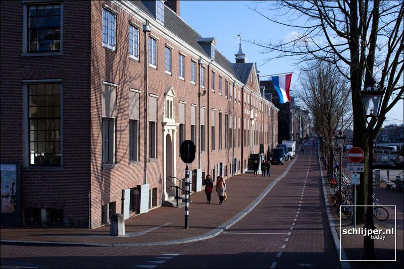 Nederland, Amsterdam, 24 februari 2015