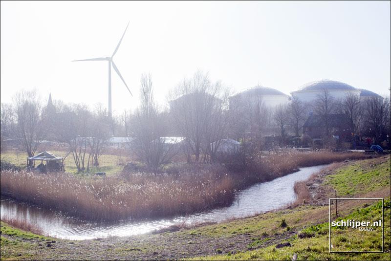 Nederland, Ruigoord, 1 maart 2015