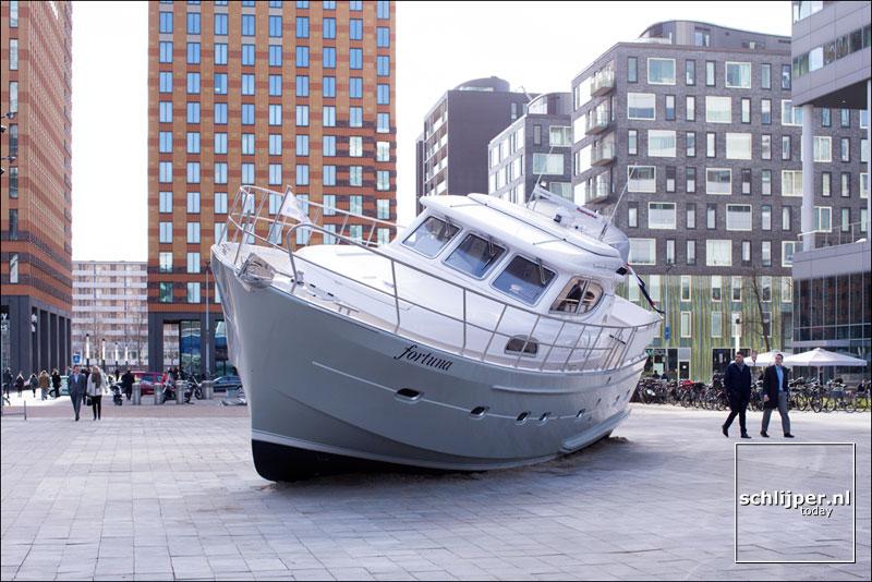 Nederland, Amsterdam, 5 maart 2015
