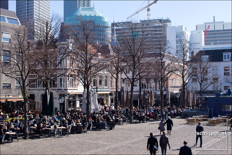 Nederland, Den Haag, 12 maart 2015