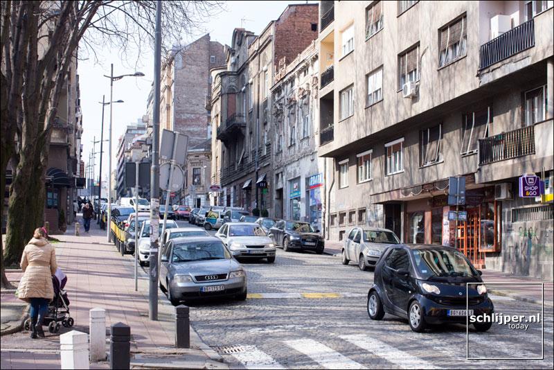 Servie, Belgrado, 16 maart 2015
