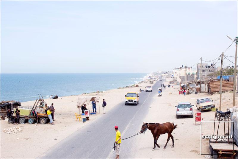 Gaza, Deir al Balah, 25 maart 2015