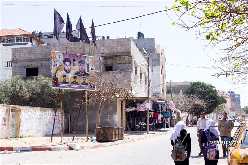Gaza, Jabalia, 26 maart 2015