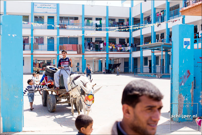 Gaza, Beit Hanoun, 26 maart 2015