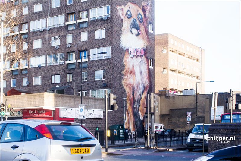 Verenigd Koninkrijk, Londen, 1 april 2015