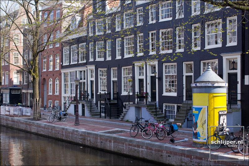 Nederland, Amsterdam, 9 april 2015