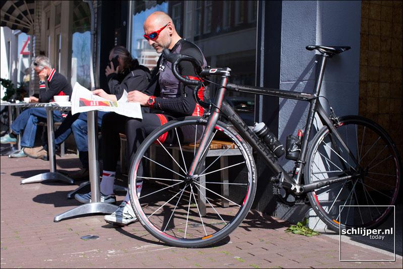 Nederland, Amsterdam, 14 april 2015