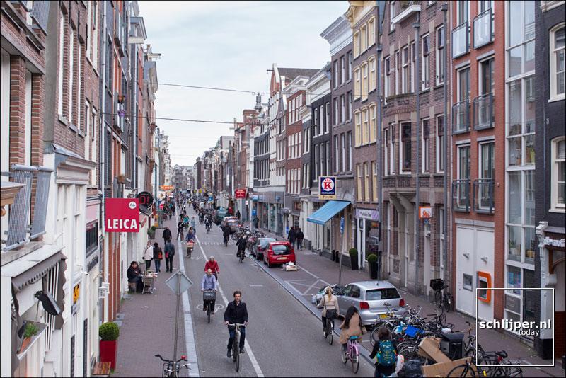 Nederland, Amsterdam, 16 april 2015