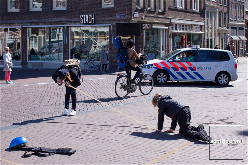 Nederland, Amsterdam, 18 april 2015