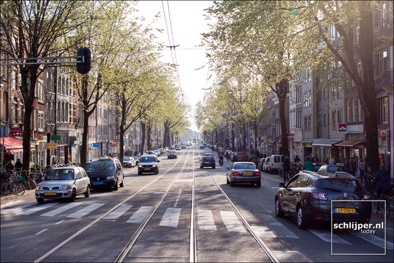 Nederland, Amsterdam, 21 april 2015