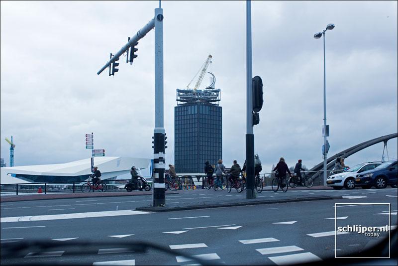 Nederland, Amsterdam, 22 april 2015
