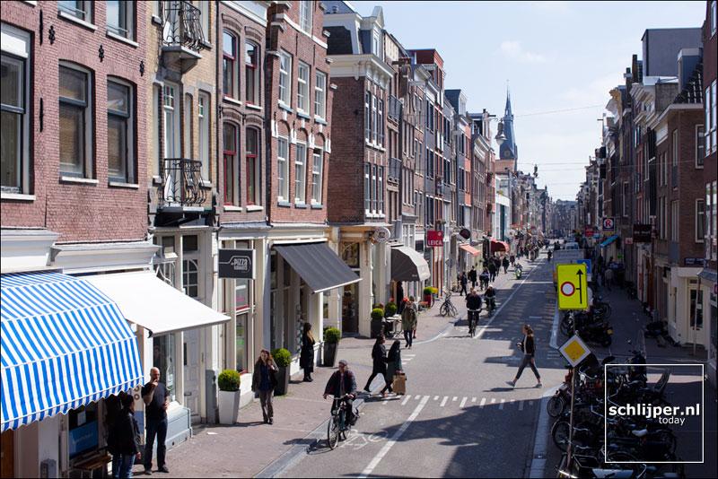 Nederland, Amsterdam, 23 april 2015