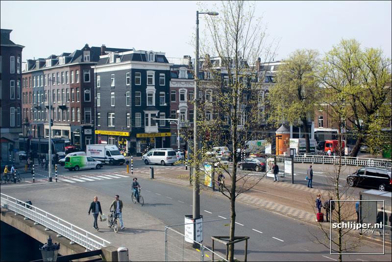 Nederland, Amsterdam, 24 april 2015
