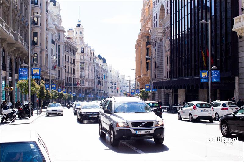 Spanje, Madrid, 28 april 2015