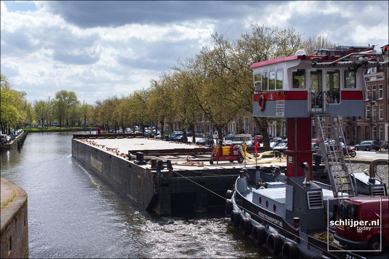 Nederland, Amsterdam, 1 mei 2015