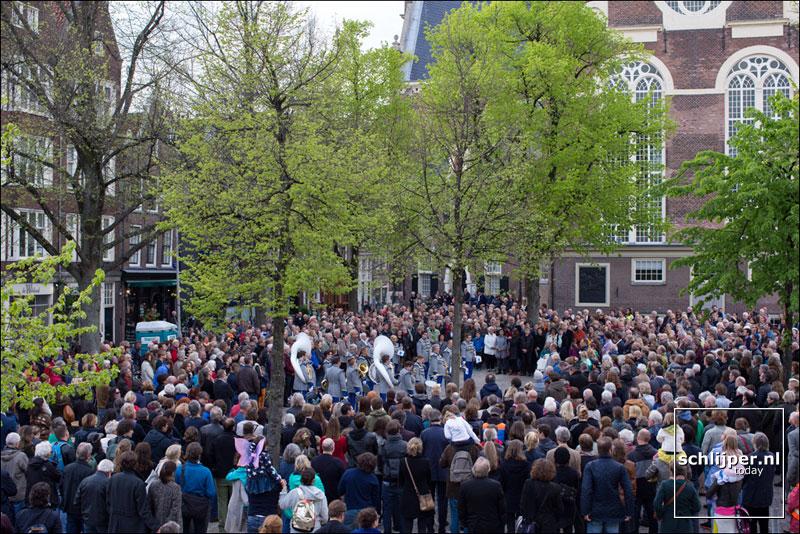 Nederland, Amsterdam, 4 mei 2015