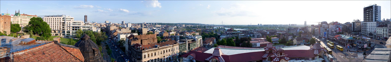 Servie, Belgrado, 7 mei 2015