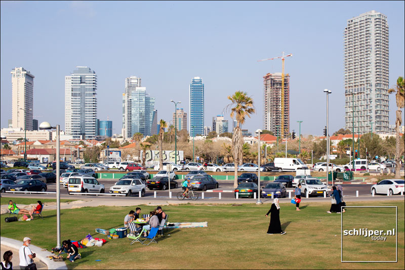 Israel, Tel Aviv, 13 mei 2015