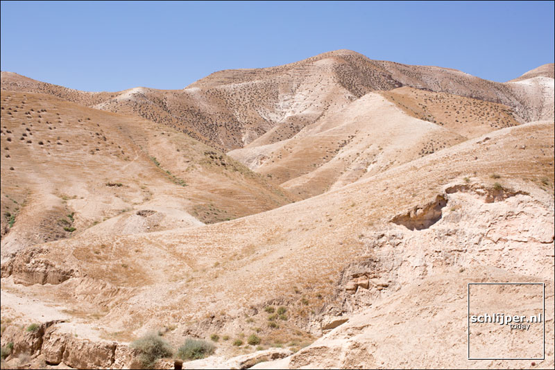 Israel, Mitspe Jericho, 17 mei 2015