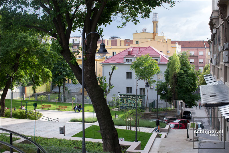 Servie, Belgrado, 25 mei 2015