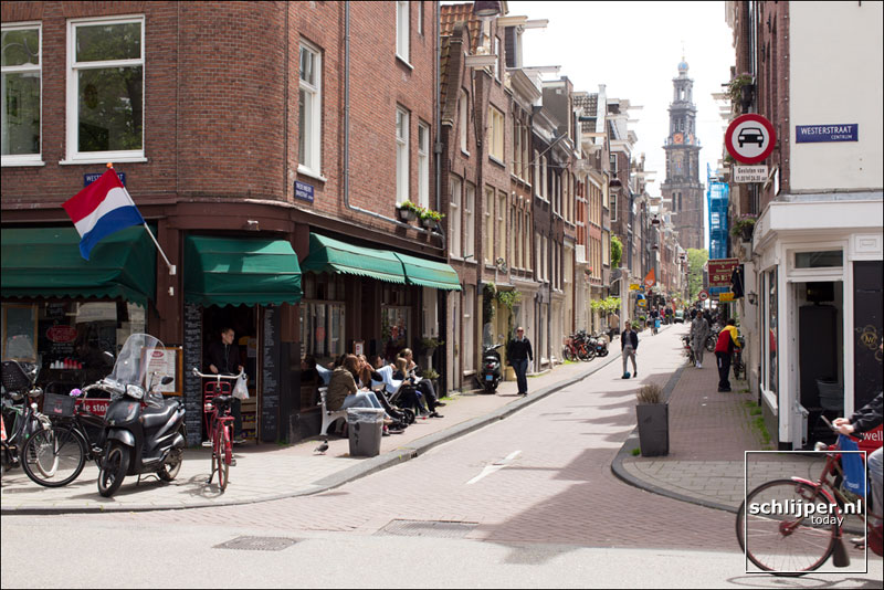 Nederland, Amsterdam, 3 juni 2015