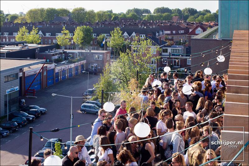 Nederland, Amsterdam, 4 juni 2015