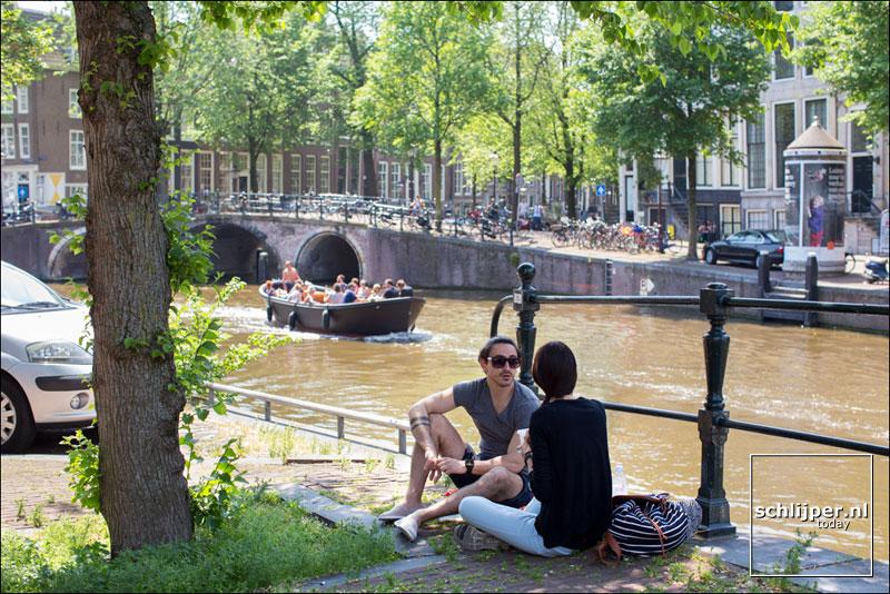 Nederland, Amsterdam, 5 juni 2015
