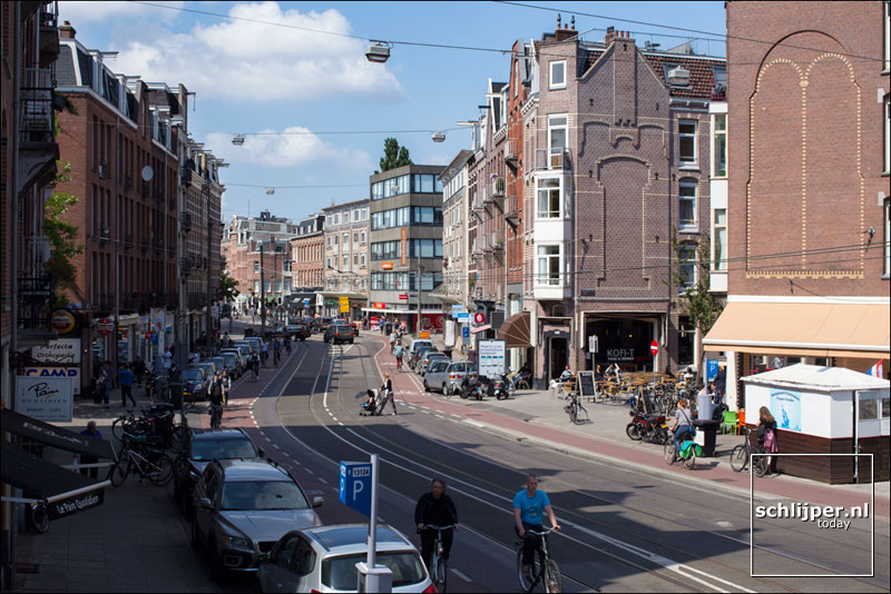 Nederland, Amsterdam, 10 juni 2015
