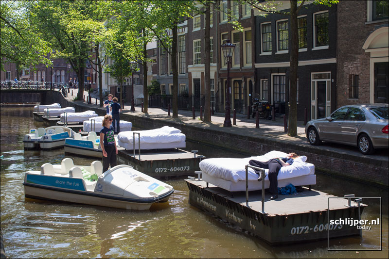 Nederland, Amsterdam, 11 juni 2015