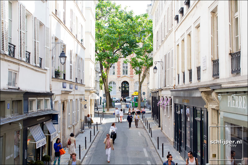 Frankrijk, Parijs, 13 juni 2015