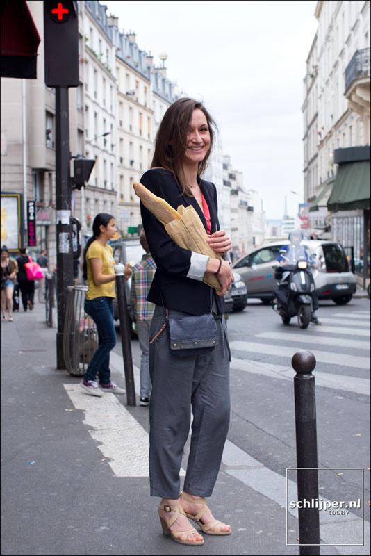 Frankrijk, Parijs, 14 juni 2015