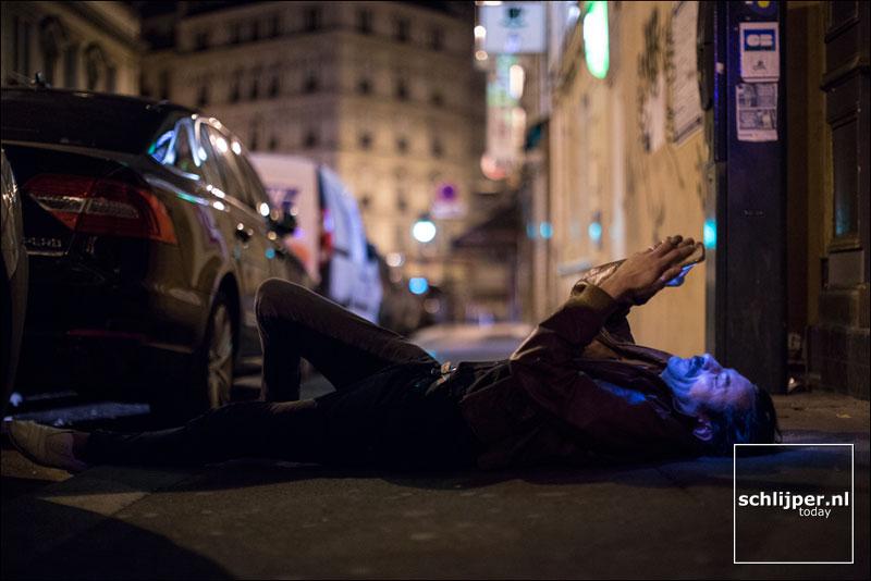 Frankrijk, Parijs, 15 juni 2015
