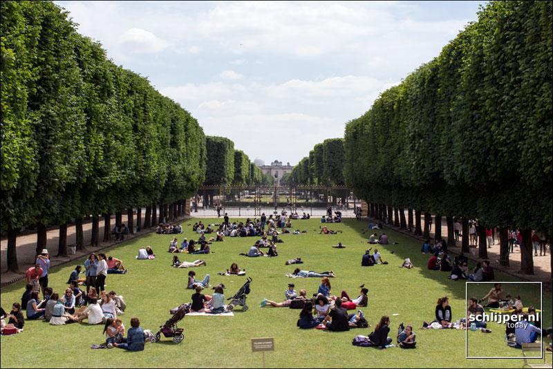 Frankrijk, Parijs, 16 juni 2015