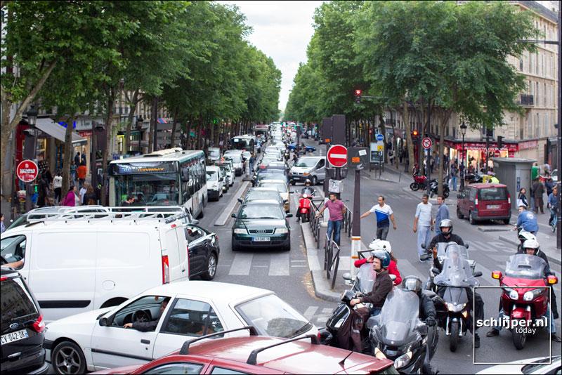 Frankrijk, Parijs, 18 juni 2015
