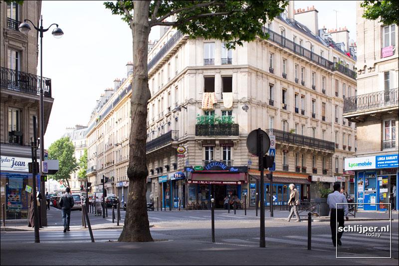 Frankrijk, Parijs, 19 juni 2015