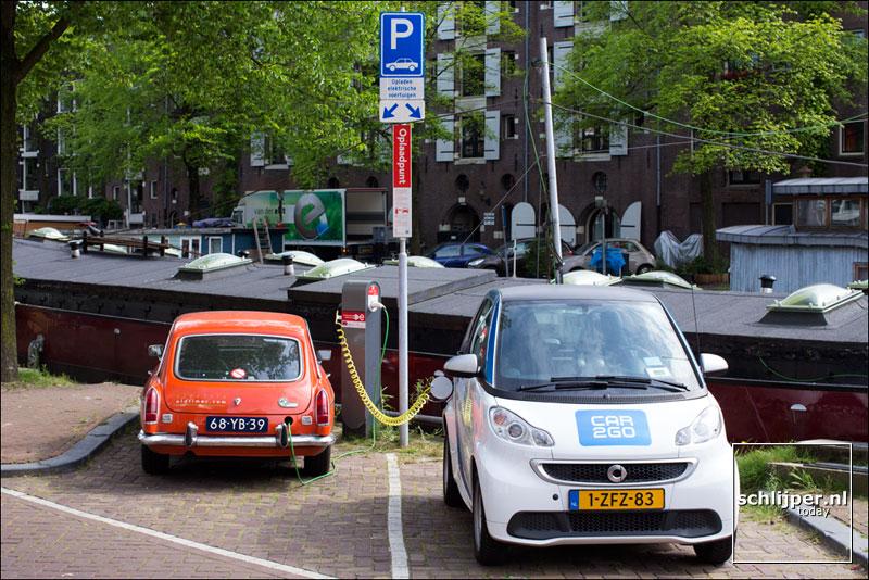 Nederland, Amsterdam, 24 juni 2015